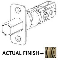 Kwikset Door Hardware - Door Accessories - Adjustable Radius Deadbolt Latch for 780 and 980 Series in Iron Black